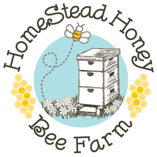 HomeStead Honey Bee Farm logo
