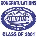PHN Senior's Night goody bag