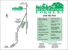 Shorewood Forrest brochure