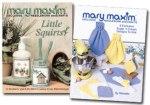 Mary Maxim pattern books
