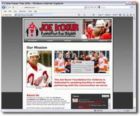 Joe Kocur Foundation