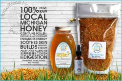 HomeStead Honey digital ad