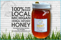 HomeStead Honey Bee Farm ad