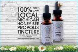 HomeStead Honey digital ad