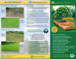 Healthy Soil... Healthy Tree brochure