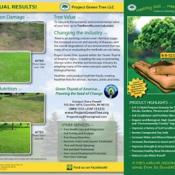 Healthy Soil... Healthy Tree brochure