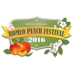 2016 Romeo Peach Festival
